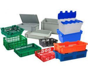 Giá khay nhựa công nghiệp