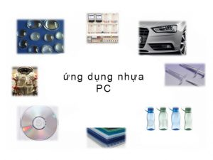 Sản phẩm nhựa pc